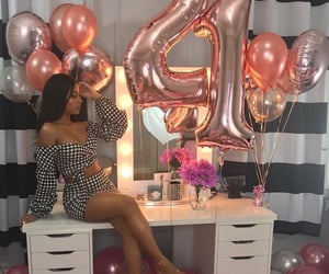 21, birthday, and princess image