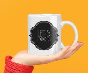 coffee mugs, etsy, and coffee lovers image
