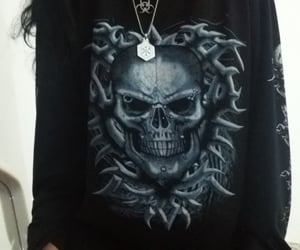 goth, gothic, and style image
