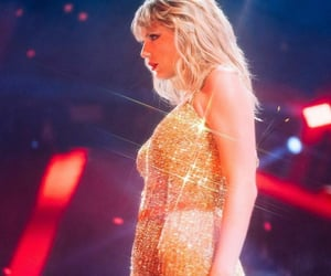 glitter, Taylor Swift, and amas image