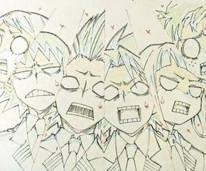 anime, funny, and kirishima image