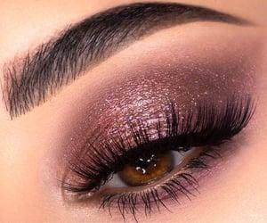 beauty, eyeshadow, and pretty image