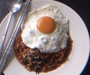 delicious, egg, and yummy image