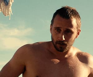 gif, matthias schoenaerts, and handsome image