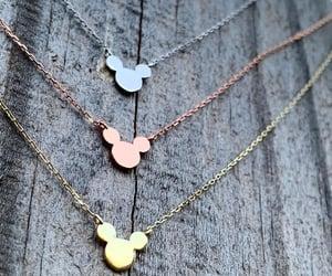 disney, fashion, and necklace image