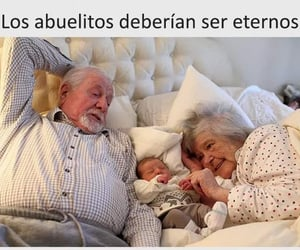 abuela, grandfather, and abuelo image
