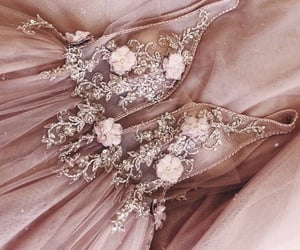 baby pink, diamonds, and pink image
