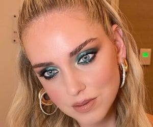 maquillaje, chiara ferragni, and belleza image