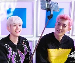 614, baekhyun, and chanyeol image