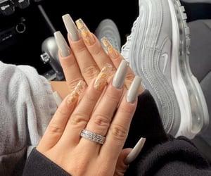 nails, fashion, and inspiration image