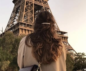 beautiful, hairstyle, and paris image