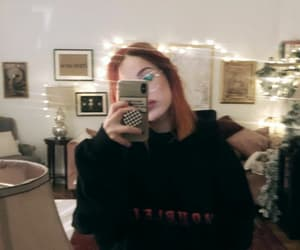 fashion, fashion blogger, and hoodie image