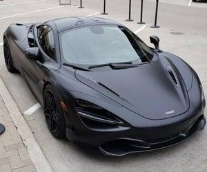 car, auto, and black image