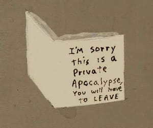 apocalypse and quotes image