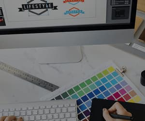 graphic design agency and graphic designer services image