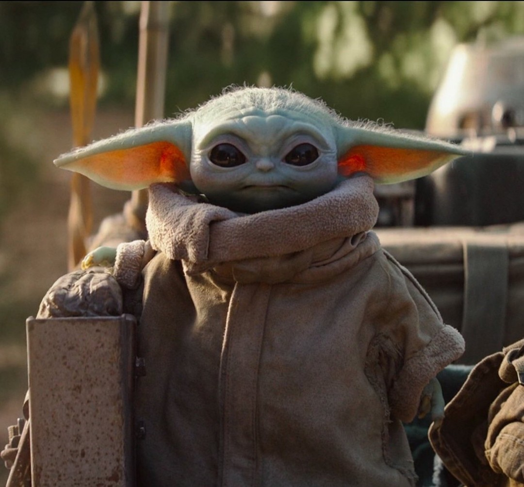 Image about baby yoda in Victoria🤦♀️ ️ by «N.I.K.O.L»