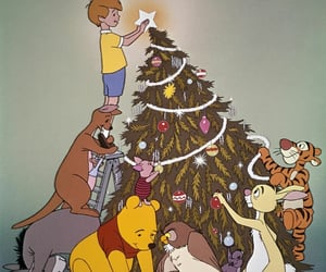 christmas, disney, and film image