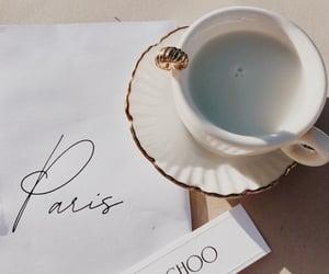 paris, beige, and coffee image