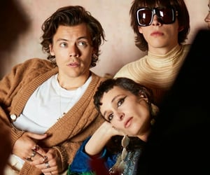 Harry Styles, one direction, and gucci image
