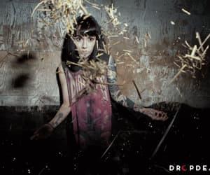animation, nishika, and drop dead image