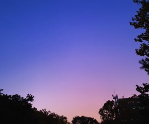 color, photo, and gradation image