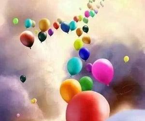 himmel, engel, and ballon image