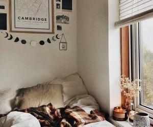 autumn, room, and cozy image