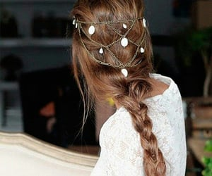 chic, hair, and largo image