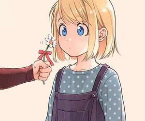 anime, art, and anime couples image