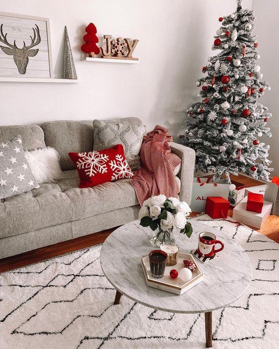 article, christmas, and christmas lights image