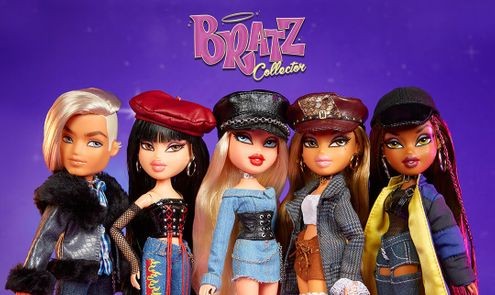 Bratz Dolls As Kpop Idols Female Edition On We Heart It