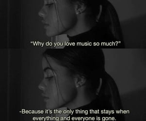 quotes, music, and true image