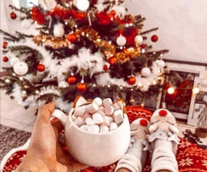 christmas, winter, and december image