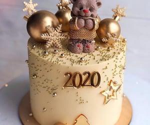 cake and 2020 image