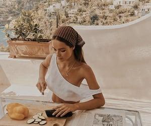 beautiful, Greece, and morning image