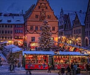 christmas, city, and germany image