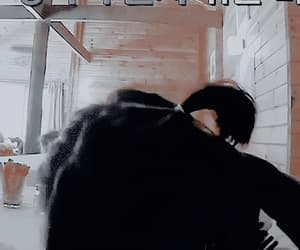 gif, jin, and bts image