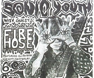 sonic youth and concert image