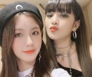 minnie, miyeon, and mimin image