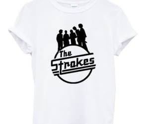 the strokes t-shirt image