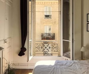 aesthetic, paris, and bedroom image