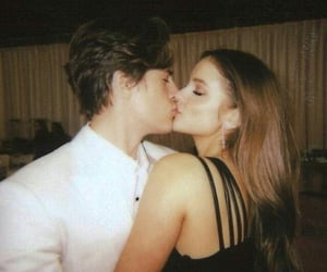 couple, kiss, and dylan sprouse image
