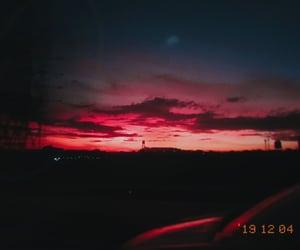 film, orange, and red image