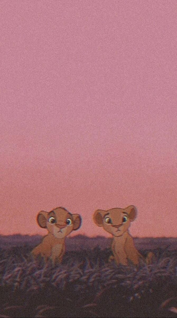 Wallpaper Lion King Aesthetic Shared By Another Aesthetic Girl Images, Photos, Reviews