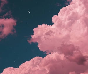 aesthetics, alternative, and clouds image