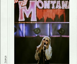 blonde hair, hannah montana, and disney channel image