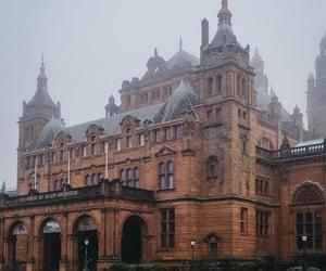 architecture, dark, and scotland image