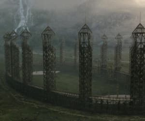 quidditch and slytherin image