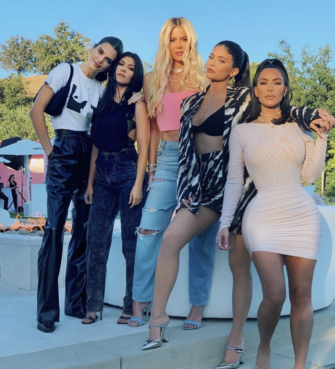 article, family, and kim kardashian image