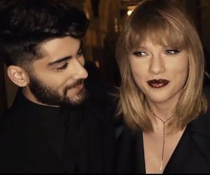 zayn malik, Taylor Swift, and Harry Styles image